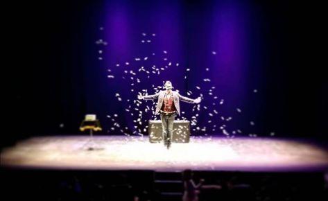 Magia en el Teatro