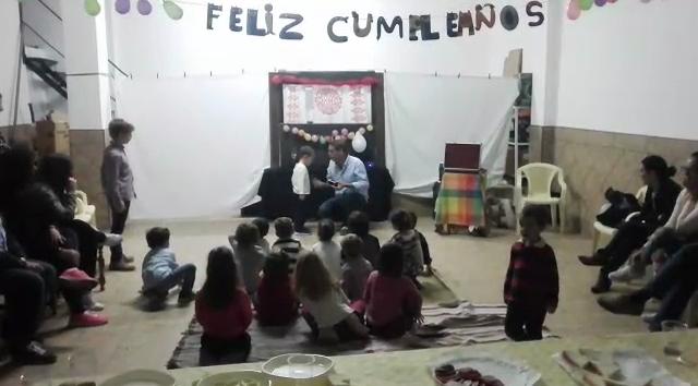 cumpleaños 1 mago jorge gomez ejido magia